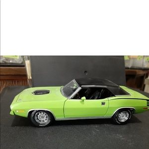 Franklin mint 1970 Plymouth